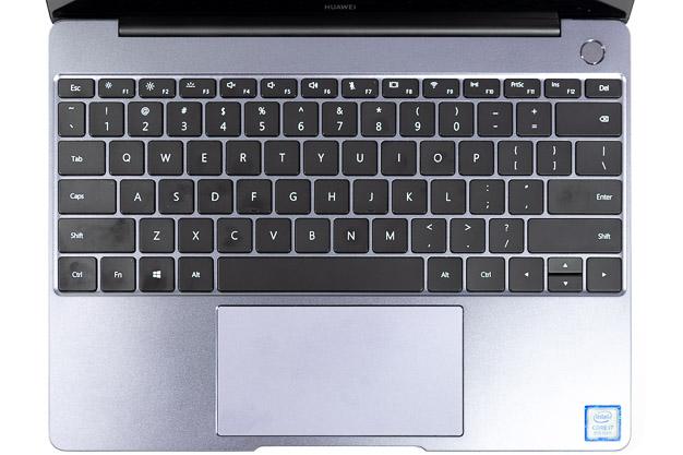 huawei matebook 13 keyboard
