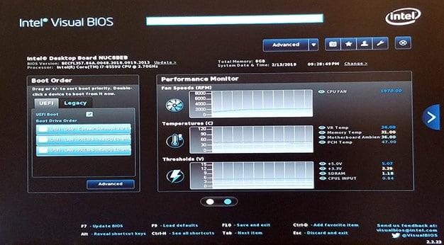 Intel Bean Canyon NUC Review: 8th Gen CPU With Iris Plus