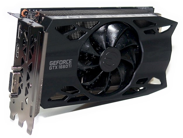 geforce gtx 1660 ti standing
