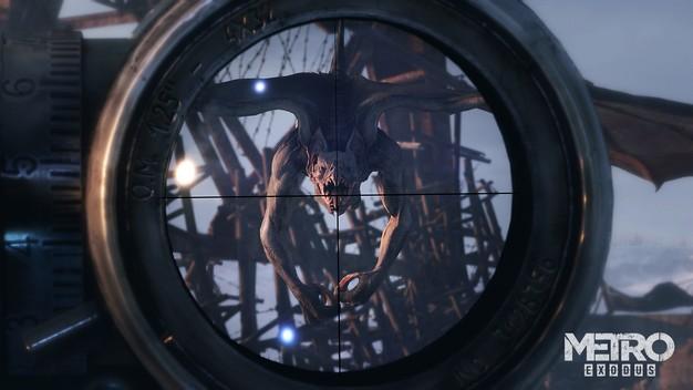 Metro Exodus Demon Beasts