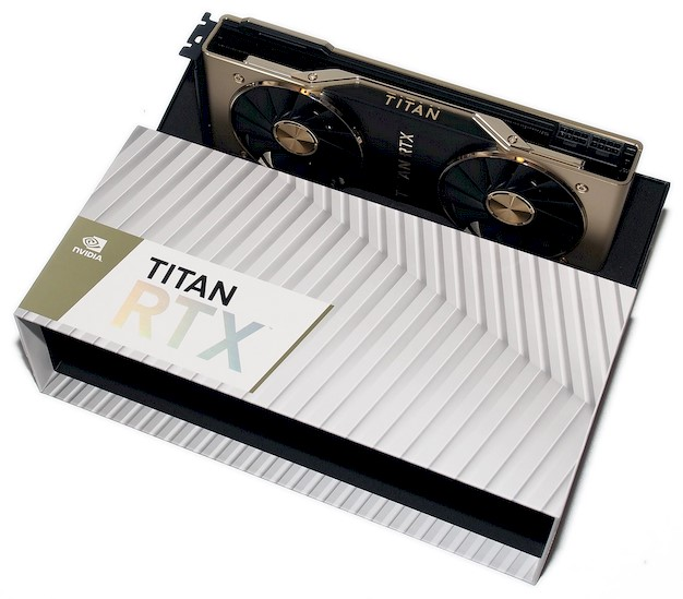 nvidia titan rtx 2
