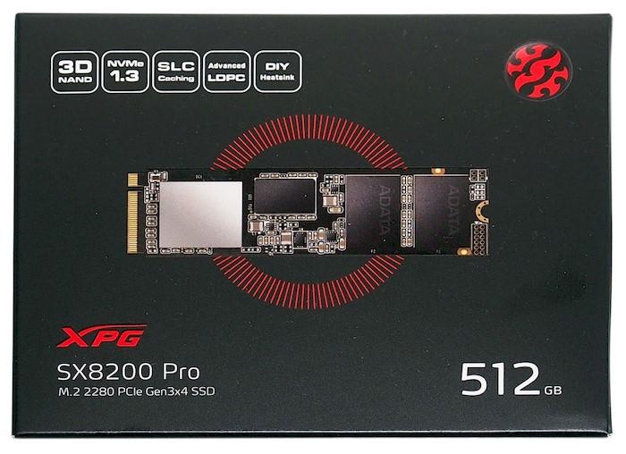 adata sx8200 pro box