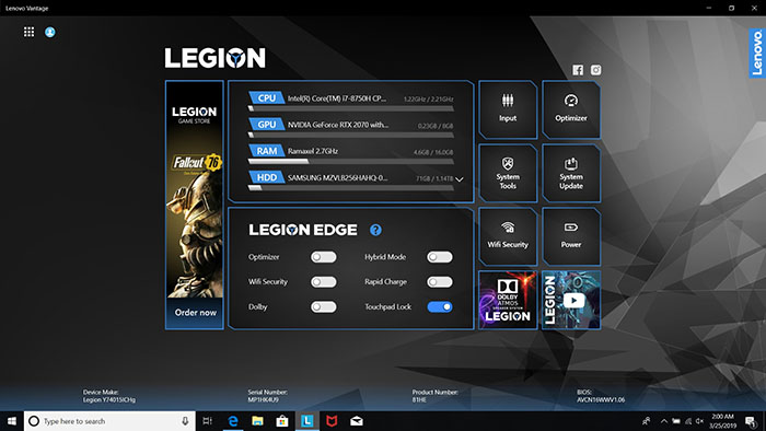 Lenovo Legion Y740 Gaming Laptop Deep Dive Review With