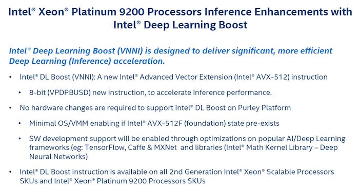 Intel Unleashes 56-Core Cascade Lake Xeons, Optane DC Memory, Agilex