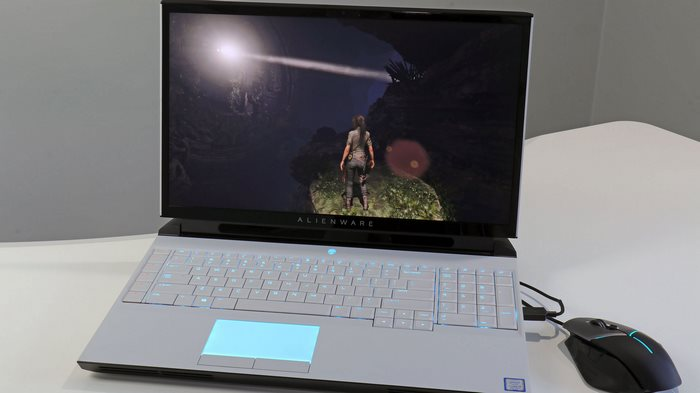 Alienware Area 51m Shadow Of The Tomb Raider Gaming