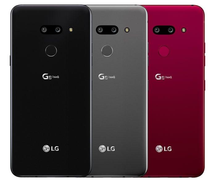 lg g8 thinq render colors