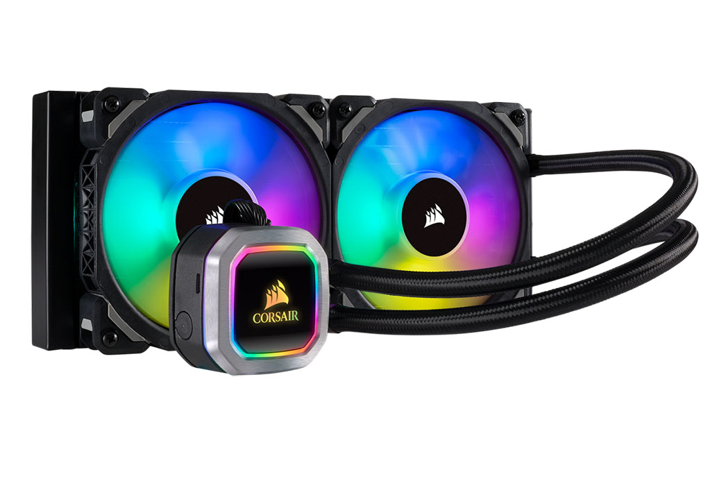 Corsair H100i RGB Platinum Liquid Cooler Review: Powerful And Customizable