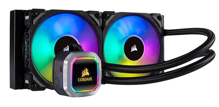 Corsair H100i RGB Platinum Liquid Cooler Review: Powerful And