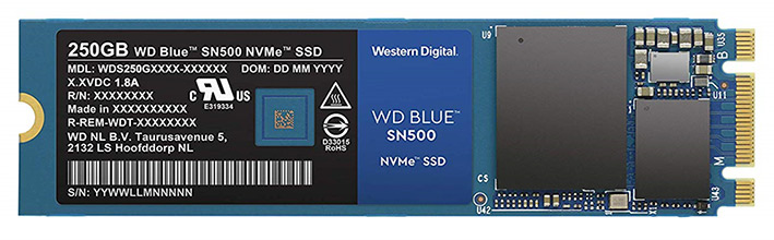 wd blue sn500 straight