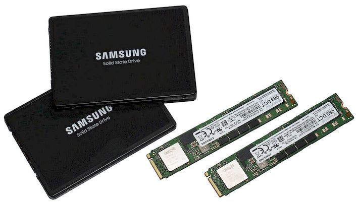 Samsung 883 And 983 DCT SSD Review: Enterprise Class Storage