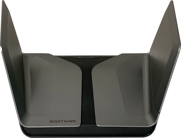 Netgear Nighthawk AX8 Front
