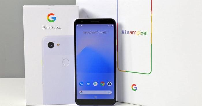 Google Pixel 3a XL With Box