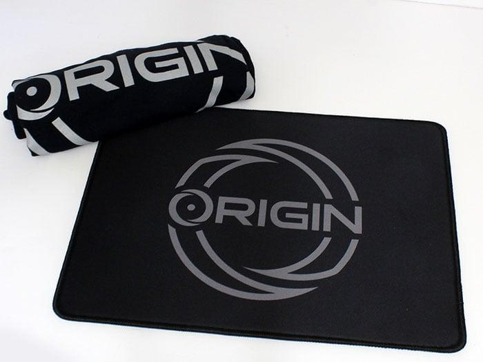 origin evo17 s extras