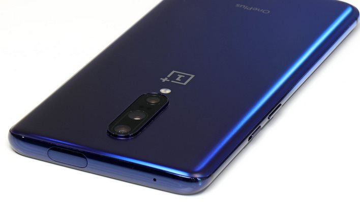 OnePlus 7 Pro top back