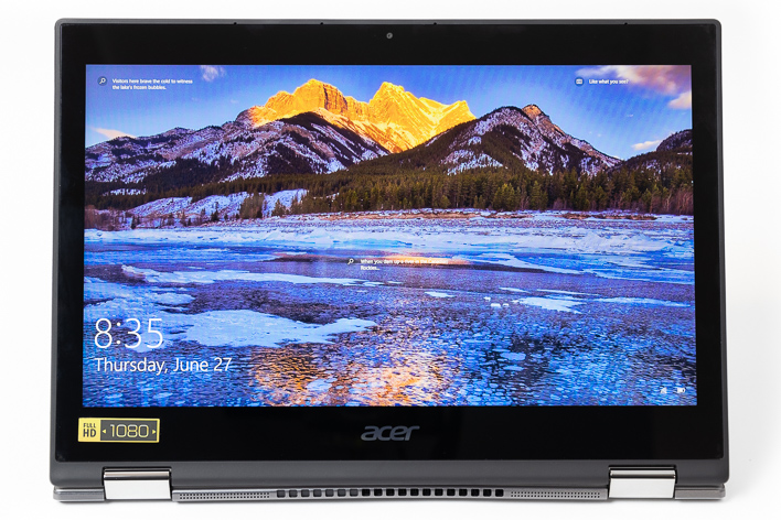 acer spin 5 display
