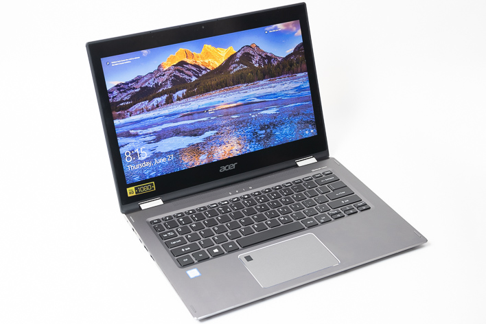 acer spin 5 laptop mode