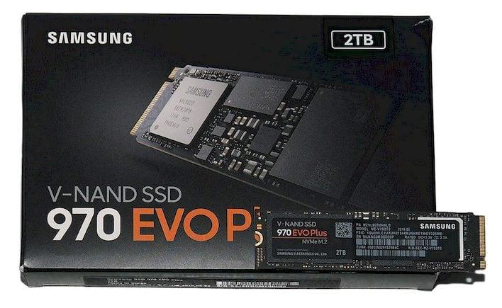 samsung 970 evo plus 2tb box