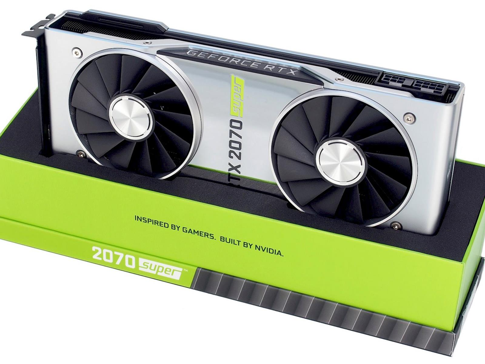 GeForce RTX 2070 Super And RTX 2060 Super Review: Tricked-Out NVIDIA