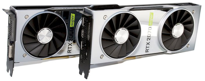 GeForce RTX 2070 Super And RTX 2060 Super Review: Tricked