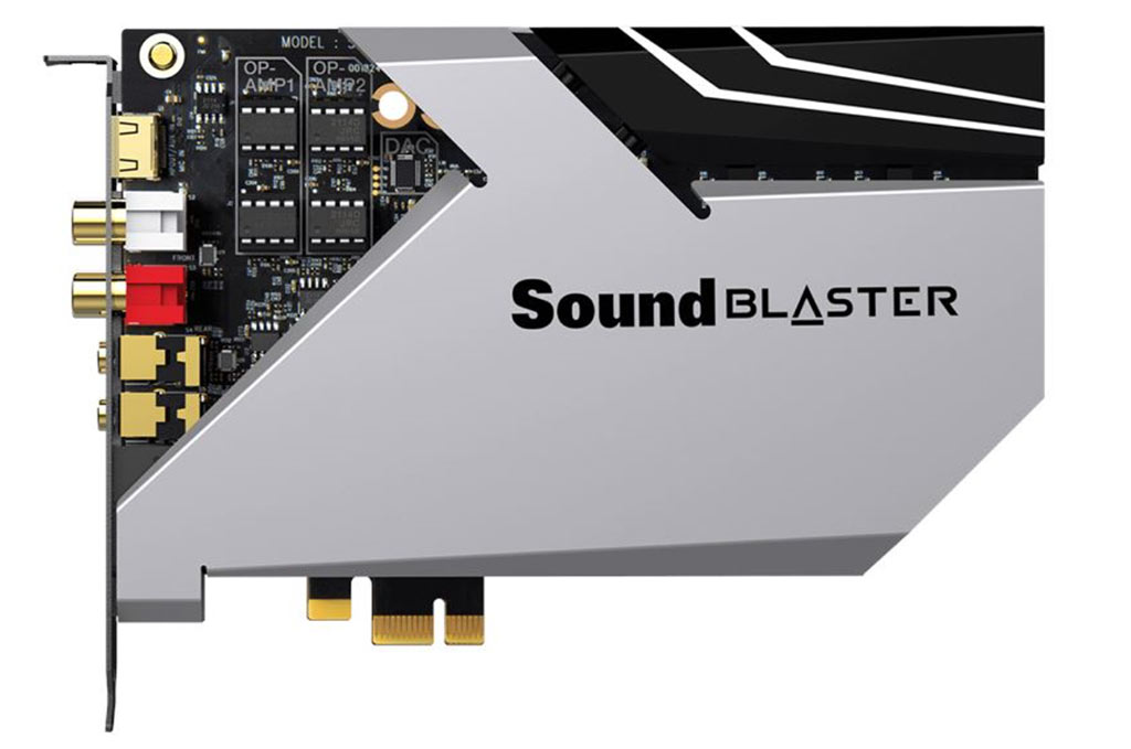 Sound Blaster AE-9 Review: Pristine High Def PC Gaming Audio