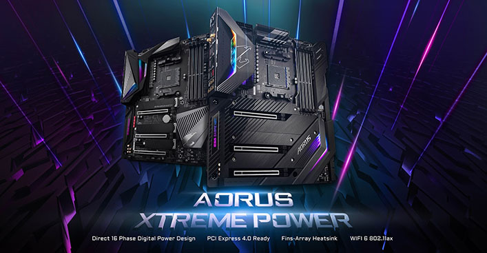 Gigabyte Aorus X570 Motherboard And PCIe 4 0 SSD Preview: Ready To