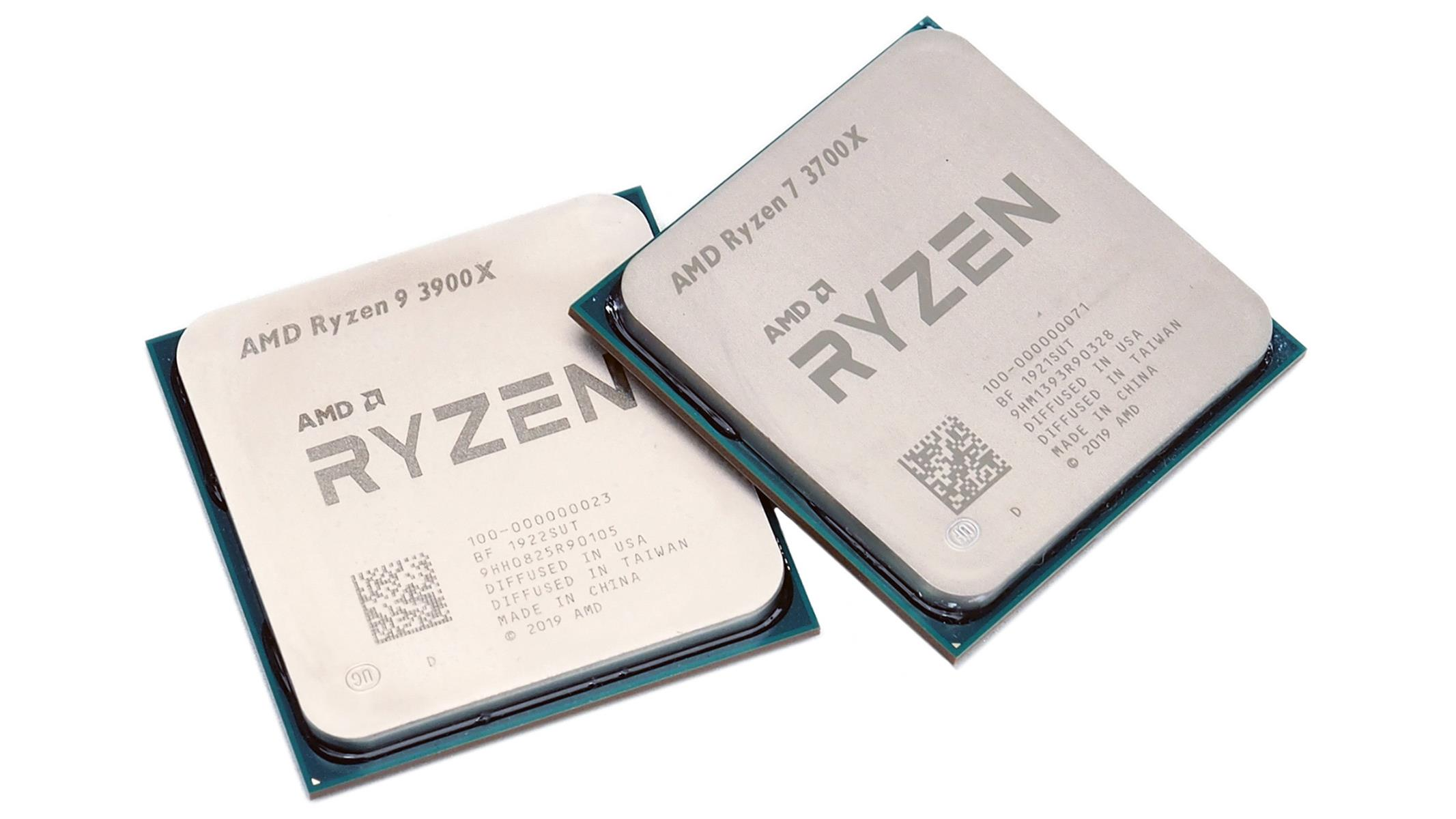 AMD Ryzen 9 3900X And Ryzen 7 3700X Zen 2 Review: Zen 2 Is