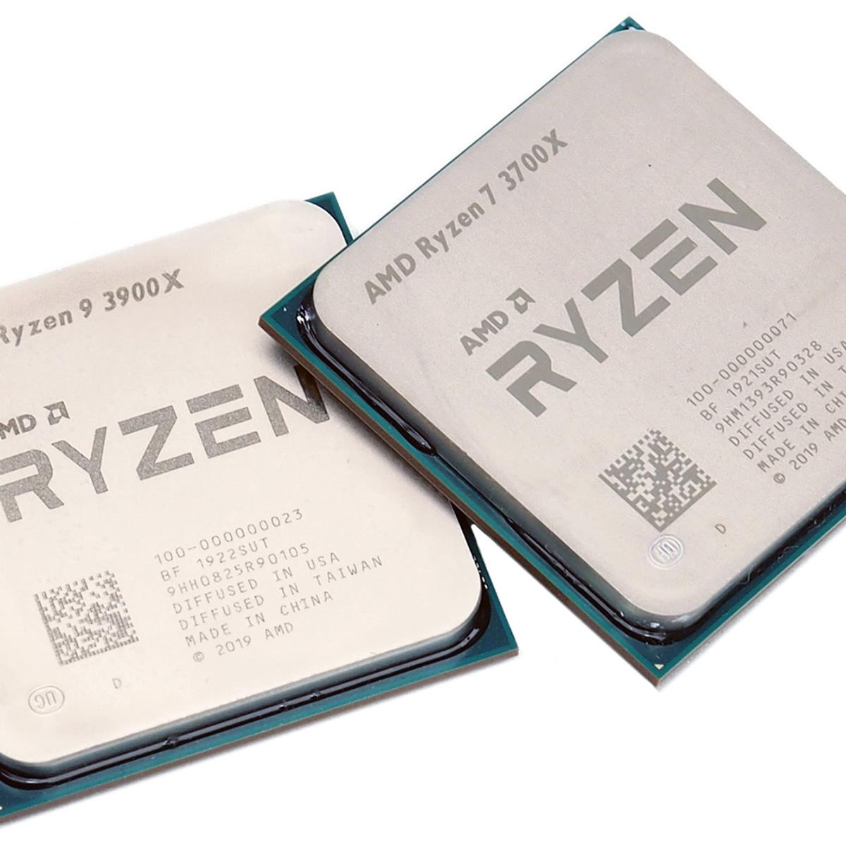 AMD Ryzen 9 3900X And Ryzen 7 3700X Zen 2 Review: Zen 2 Is Here