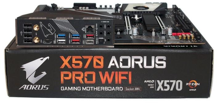 gb x570 aorus pro wifi io