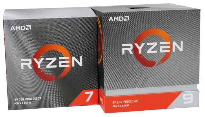 AMD Ryzen 9 3900X And Ryzen 7 3700X Zen 2 Review: Zen 2 Is