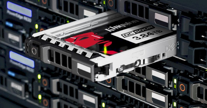 Kingston DC500 SSD Review: High Capacity Enterprise Storage