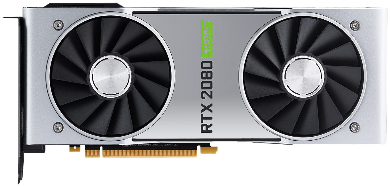 NVIDIA GeForce RTX 2080 Super Review: More Bang For The Buck