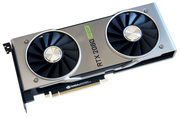 geforce rtx 2080 super card