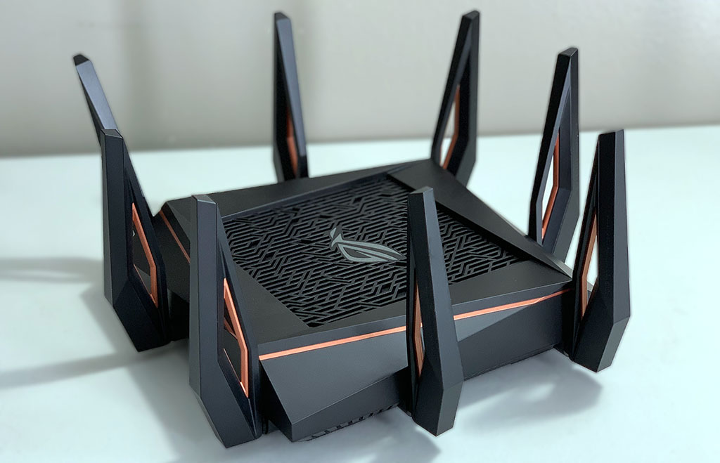 ASUS ROG Rapture GT-AX11000 Router Review: A WiFi 6 Monster
