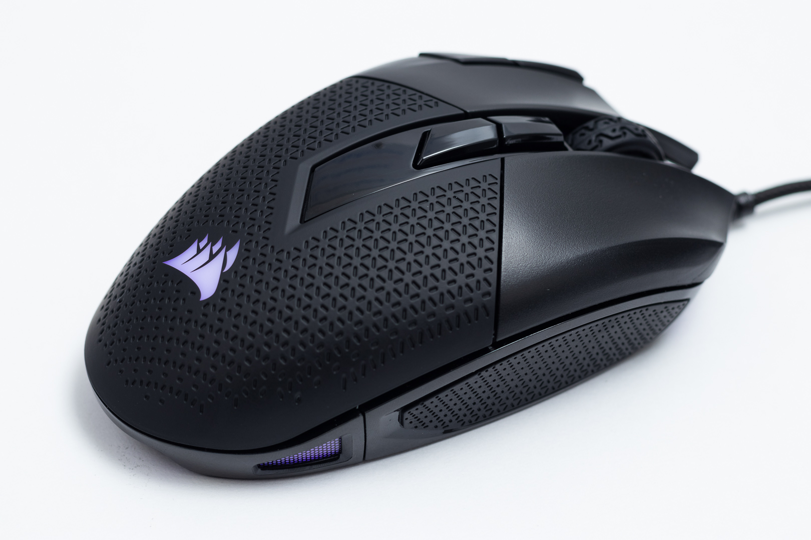 Corsair RGB Gaming Mouse Round-Up: M55, Glaive Pro, Nightsword, Ironclaw Tested