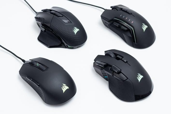 Corsair Gaming Mice