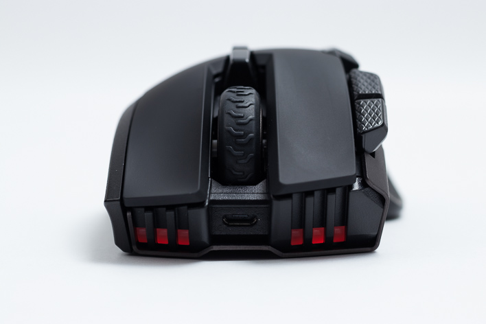 corsair ironclaw wireless rgb front grille