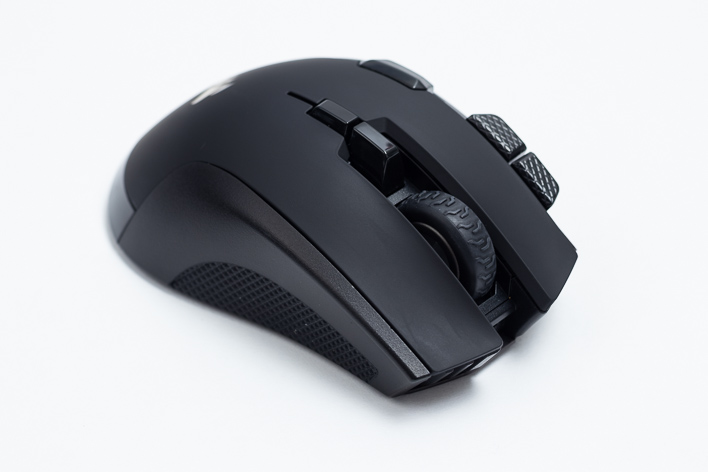 corsair ironclaw wireless rgb right front
