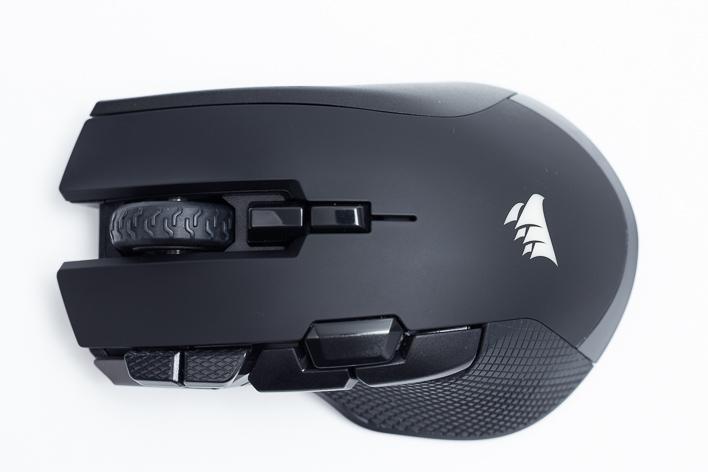 corsair ironclaw wireless rgb top full