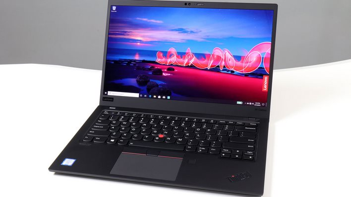 ThinkPad X1 Carbon Review: Lenovo's 7th Gen Flagship
