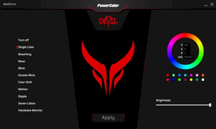 devilzone app
