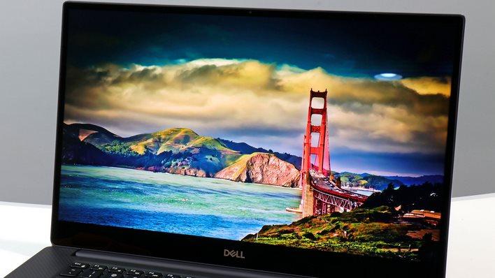 Dell XPS 15 InfinityEdge Display
