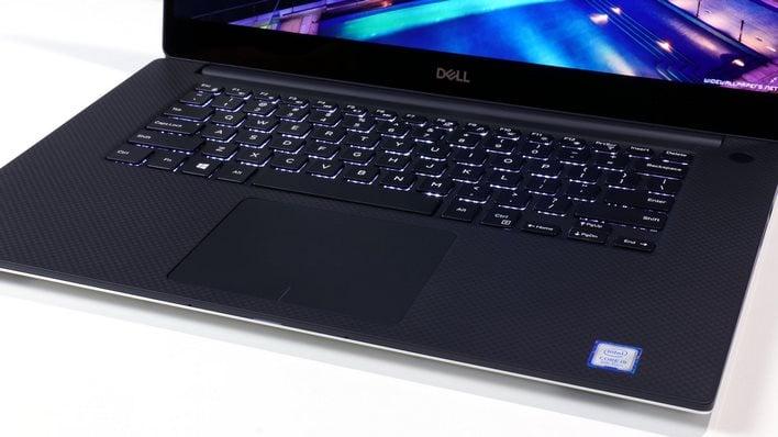 Dell XPS 15 Keyboard