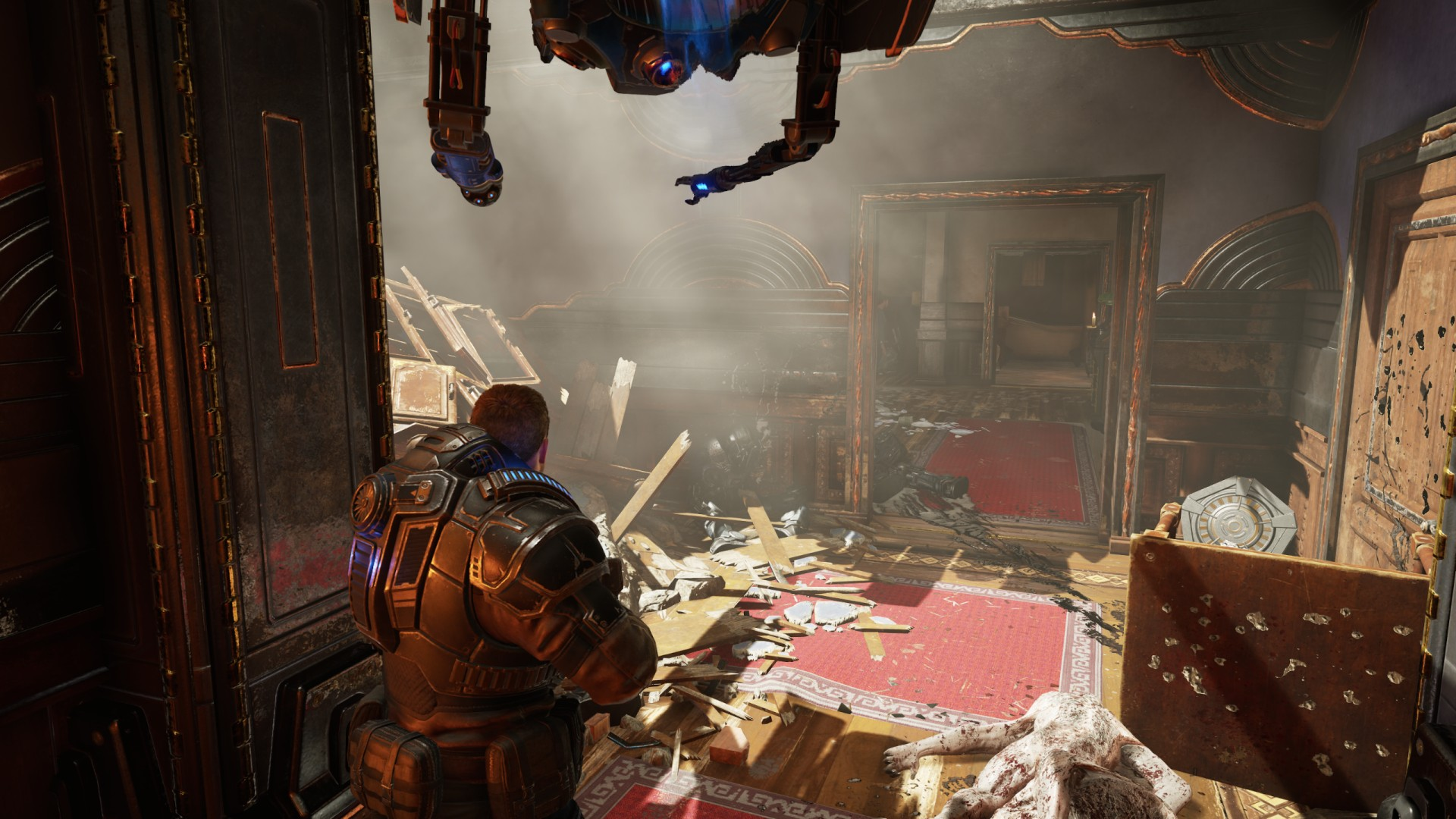 Gears 5 Review: UE4 Performance, Guts And Glory Explored