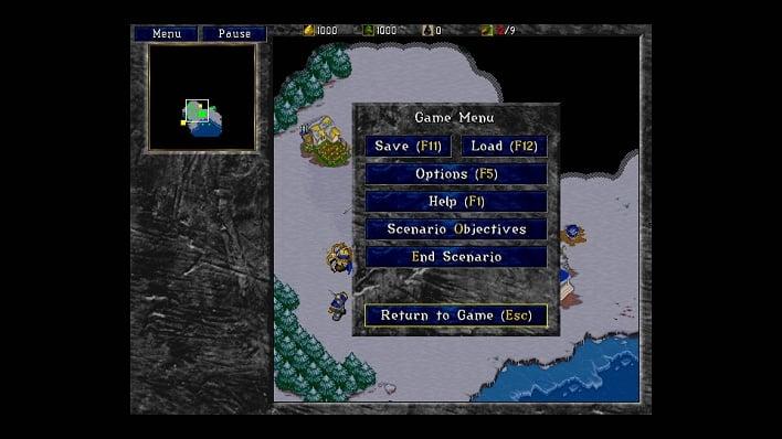 WarCraft II integer