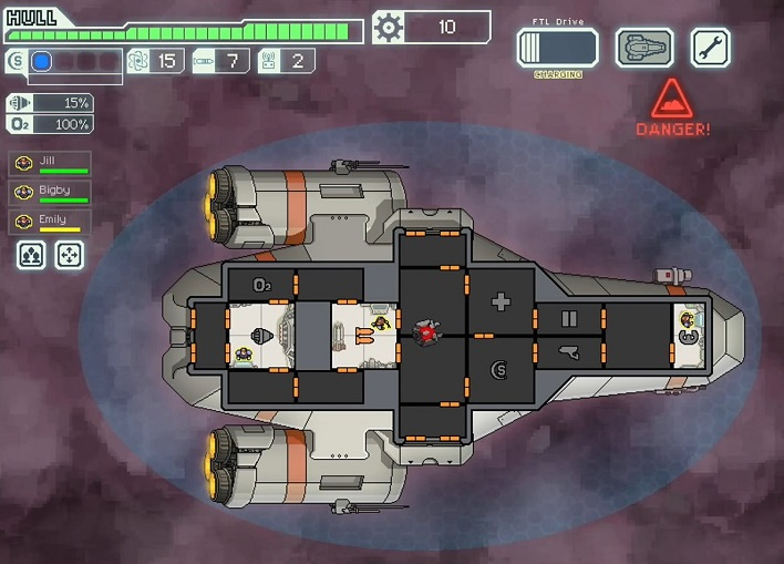 ftl normal scaling