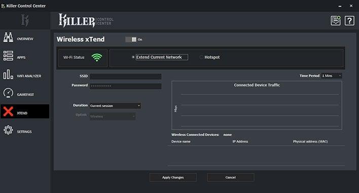 Killer Command Center - xTend