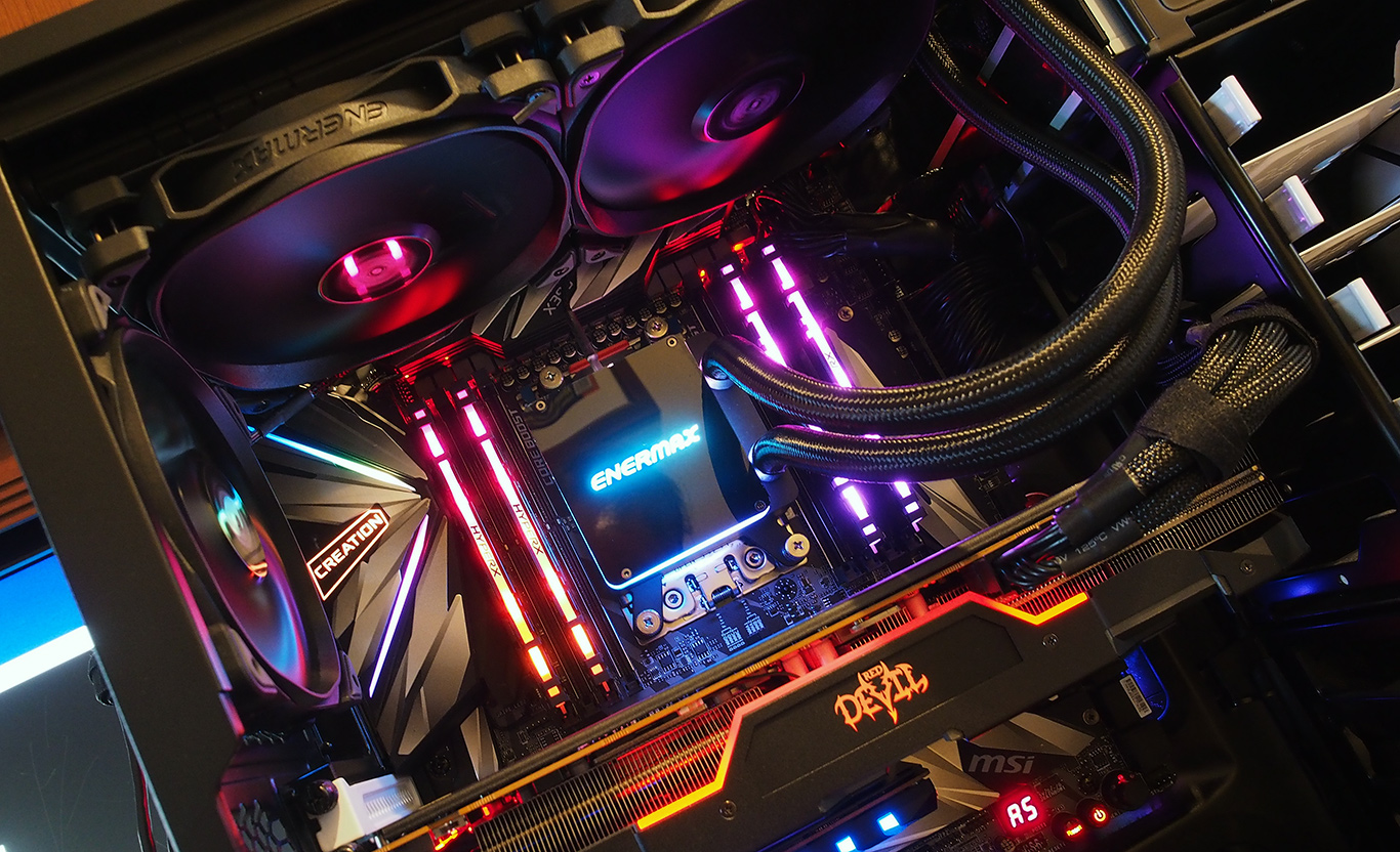 The Killer 32-Core AMD Threadripper Build You'll Love To Hate