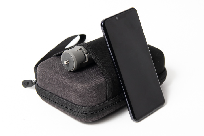dji osmo mobile 3 case with phone