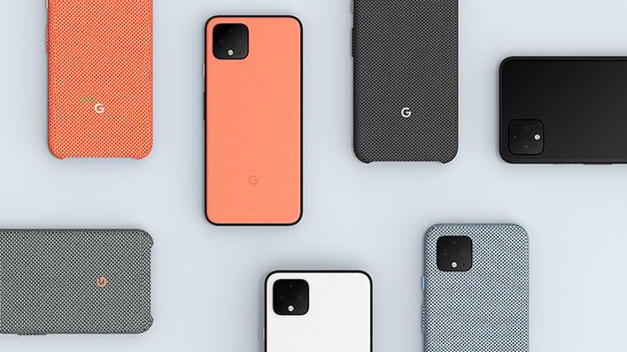 google pixel 4 family