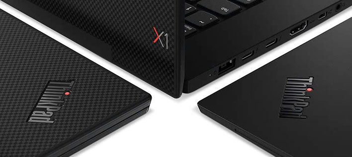 ThinkPad X1 Extreme Gen 2 Corners